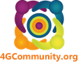4GCommunity.org Support Center Logo