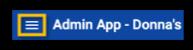 Hambergur menu icon