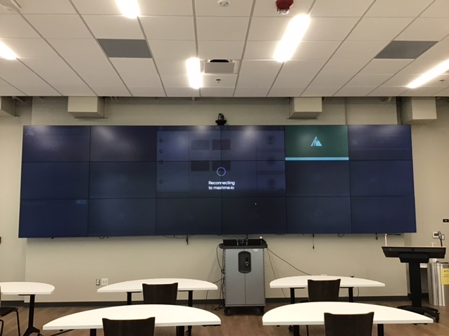 MashMe screens
