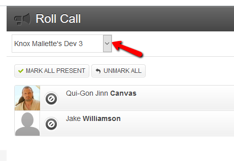 Canvas Attendance (Roll Call) Tool and Participation Badges