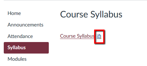 How do I view / download documents in Canvas - FSU Canvas
