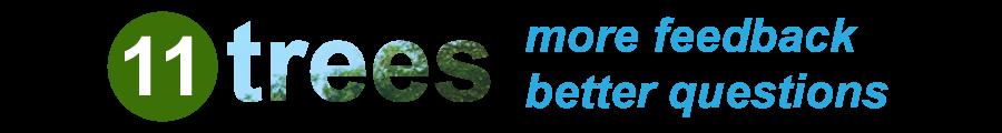 11Trees Logo