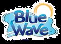 Bluewave Custom Service Logo