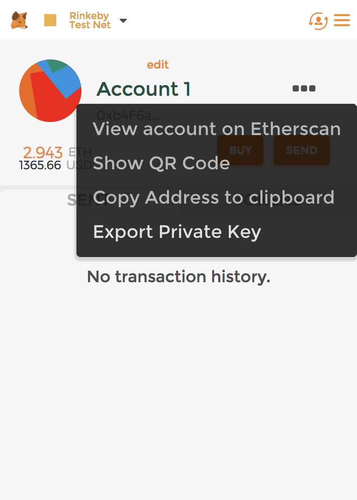 Export key icon