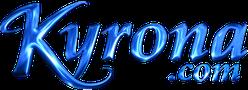 Kyrona.com & CelestialResonance.com Logo