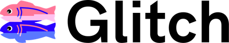Glitch Support Logo