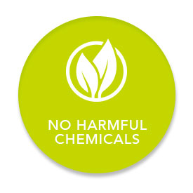 Image result for no harmful chemicals