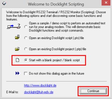 Docklight Scripting - RS232/IR/CEC/Telnet Advanced Troubleshooting