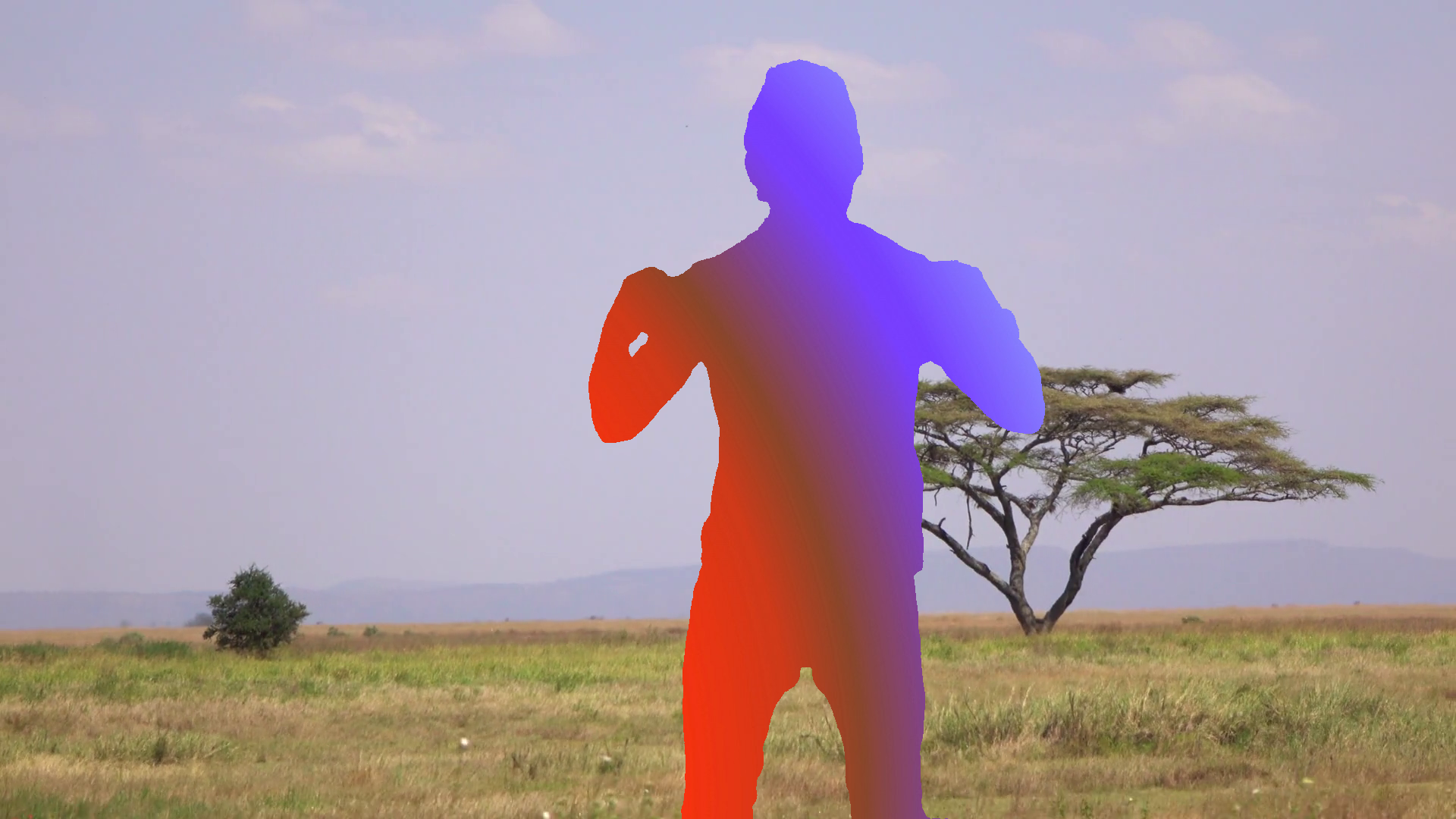 Image with Chromakey Applied