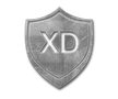 XD// SUPPORT Logo