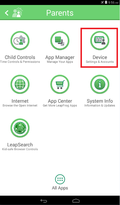 How can i connect my leapfrog epic tablet to a router with a hidden a pop up screen will allow you to enter the name and security key of your router with the hidden ssid greentooth Gallery