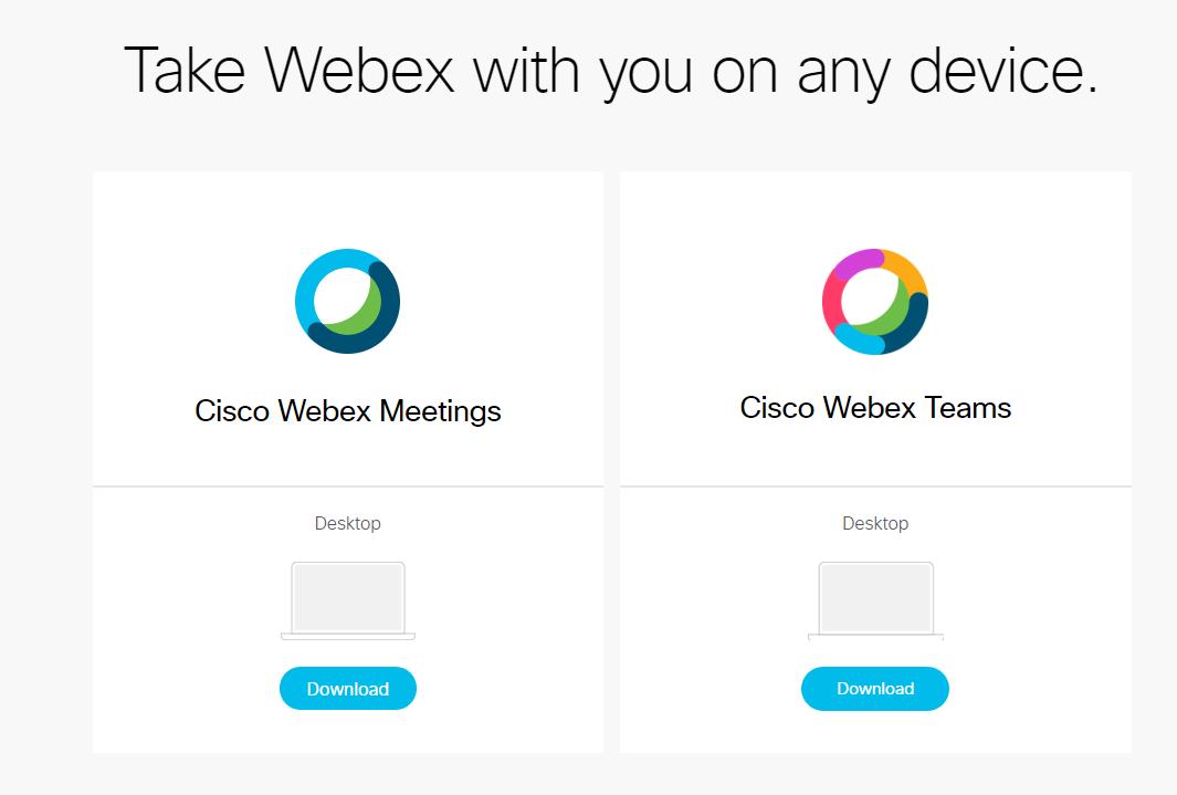 Installing Webex Teams (Formerly Cisco Spark) - MMC Corp Helpdesk