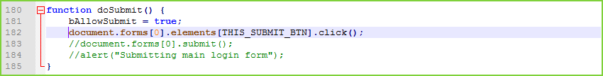 Sidecar doSubmit Function