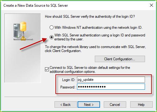 PortalGuard SQL Backend Configuration and Requirements