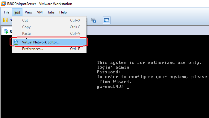 How to fresh install R80 20 Management server on a open server - QOS