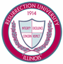 Resurrection University Logo