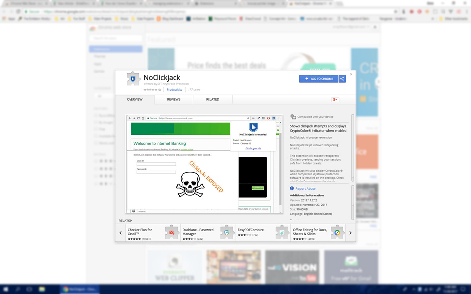 How do I install the Google Chrome Extension? - StrikeForce