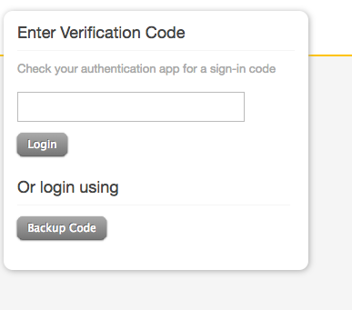 Two Factor Authentication - HappyFox Support